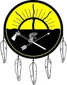 serpent river first nations logo