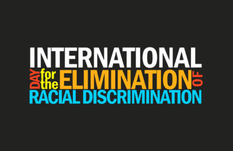 International Day for the Elimination of Racial Discrimination Banner