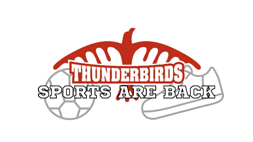 Thunderbirds are back graphic
